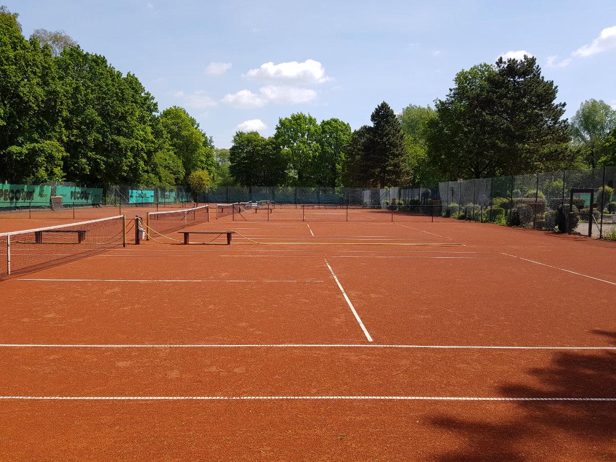 Tennisplätze WTSVC Wandsbek Jenfeld